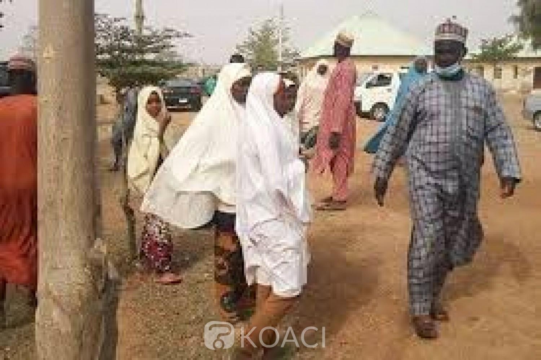 Nigeria : 42 personnes dont 27 élèves relâchées, 317 fillettes toujours aux mains des bandits