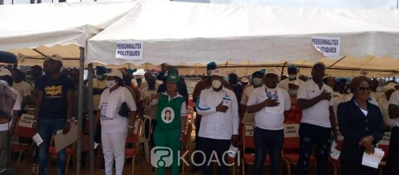 Côte d'Ivoire : Législatives à Yopougon, l'opposition confiante affirme qu'elle va récupérer son bastion
