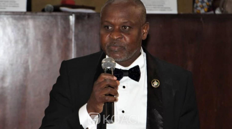 Côte d'Ivoire : Maitre Cissé Yao Jules élu Président de la Chambre nationale des Commissaires de Justice