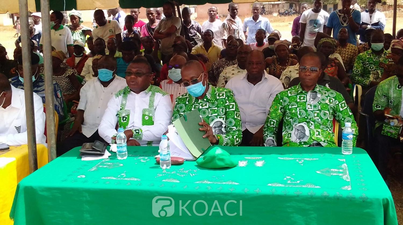 Côte d'Ivoire : Diabo, le parti de Bédié en forte turbulence dans le Gblo, les instances du PDCI convoquées