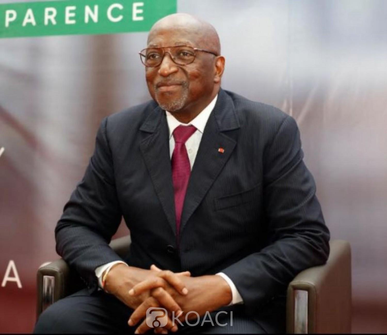 Côte d'Ivoire : Election à la  CAF, Jacques Anouma n'a pas jeté l'éponge au profit du Sud-Africain, dément son entourage