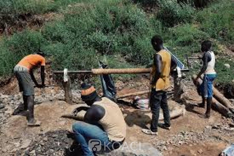 Burkina Faso : Un éboulement sur un site d'orpaillage fait onze morts