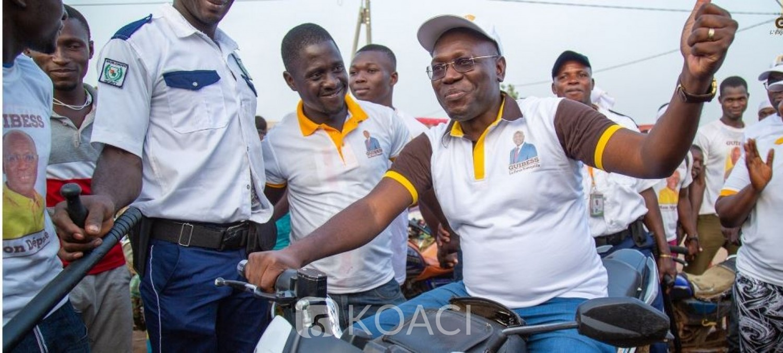 Côte d'Ivoire : Législatives 2021 à Niakara, l'opposition apporte son soutien au candidat indépendant issu du RHDP