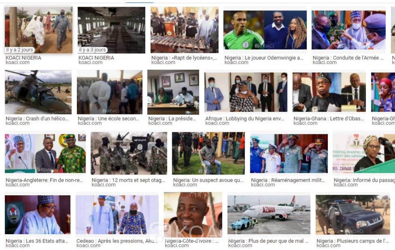 Afrique : Le Nigeria, premier pays avec le plus grand nombre d'utilisateurs d'Internet sur tout le continent