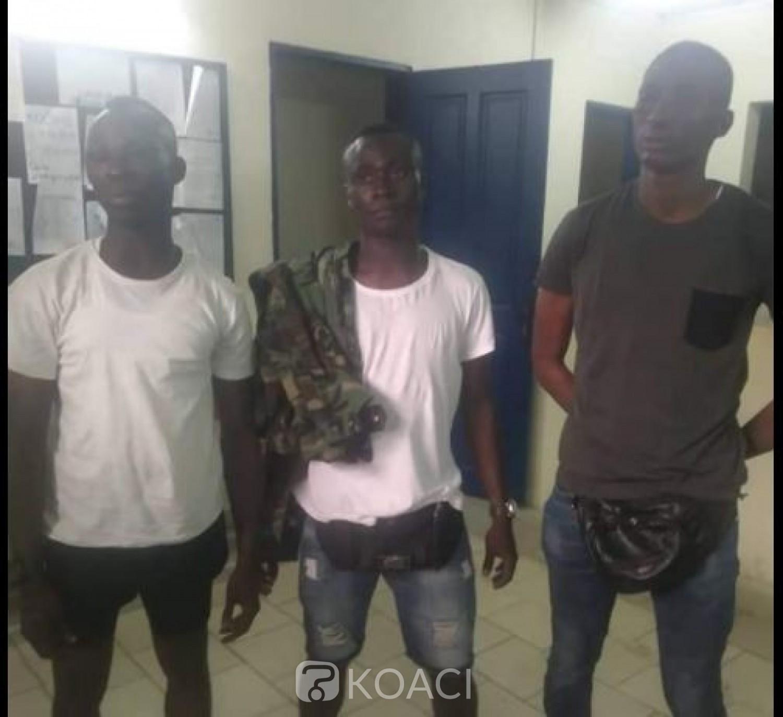 Côte d'Ivoire : Législatives à Adjamé, Trois gendarmes échappent à un lynchage après avoir lancé une grenade lacrymogène lors d'un meeting