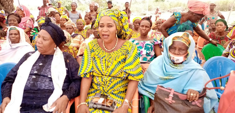 Côte d'Ivoire : Législatives 2021, à Man, face aux dérives de langage, des femmes interpellent les candidats