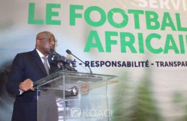 Côte d'Ivoire : Acharnement de la FIFA  sur Jacques Anouma l'accusant d'être financé par les autorités de son pays