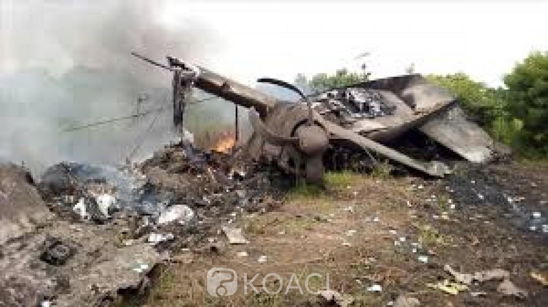 Soudan du Sud : Un avion commercial s'écrase avec tous ses passagers à Pieri, au moins  10 morts