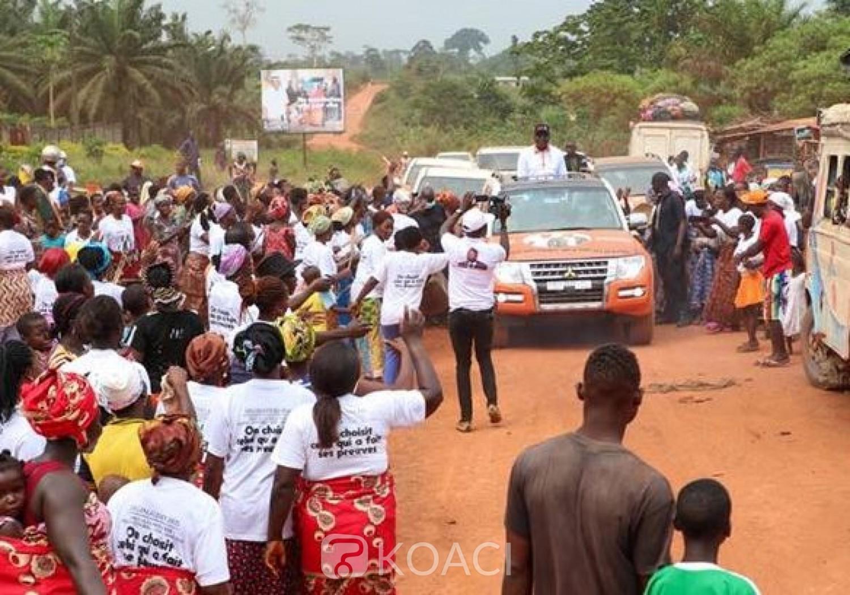Côte d'Ivoire : Législatives 2021, Amédé Kouakou aux populations de Divo : « Je vous connais et vous me connaissez »