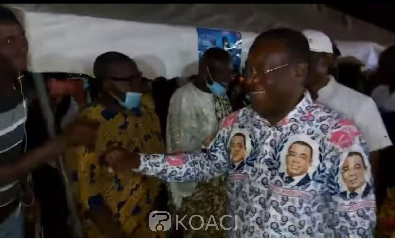 Côte d'Ivoire : Voici pourquoi Affi veut « tout faire pour que le RHDP ne soit pas dominateur à l'Assemblée nationale »