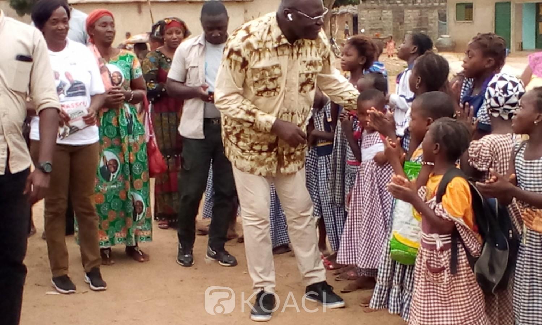 Côte d'Ivoire : Sakassou, accusé d'orchestrer une fraude électorale, le Dircab d'Hamed Bakayoko réagit, « je ne suis pas un tricheur »