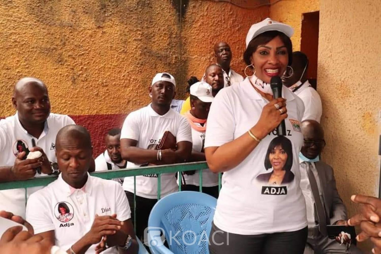 Côte d'Ivoire :   Législatives 2021 à Koumassi, une candidate du RHDP accusée de financer deux listes indépendantes dans la commune