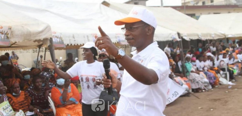 Côte d'Ivoire : Législatives 2021, les candidats du RHDP catégoriques « Maintenant que tous les Partis de l'opposition sont candidats, on verra à qui appartient Yopougon »