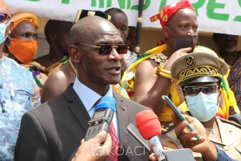 Côte d'Ivoire : A 48 heures des Législatives, Vagondo prévient : « Toutes  personnes qui troubleront les élections seront identifiées et interpellées »