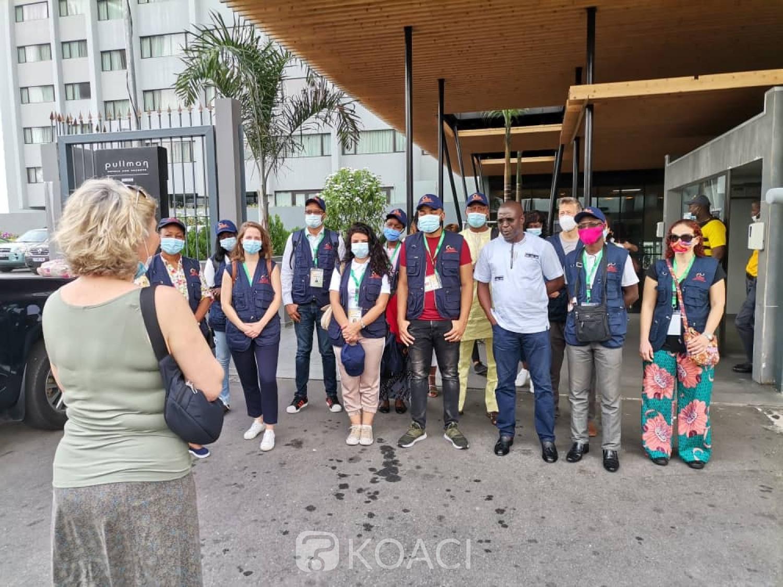 Côte d'Ivoire : Législatives 2021, la mission d'observateurs de l'EISA et le Centre Carter déploient 50 observateurs provenant de 28 pays pour observer le processus