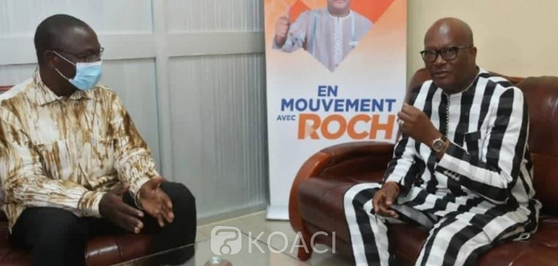 Burkina Faso : Le MPS de Yacouba Zida rallie Roch Kaboré