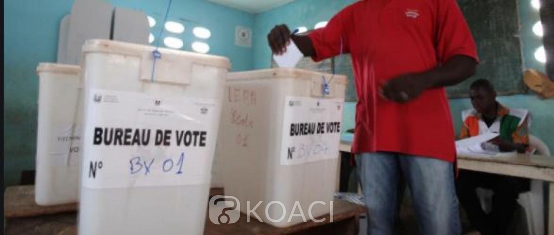 Côte d'Ivoire : Législatives 2021 J-2, voici les documents autorisés pour le vote samedi