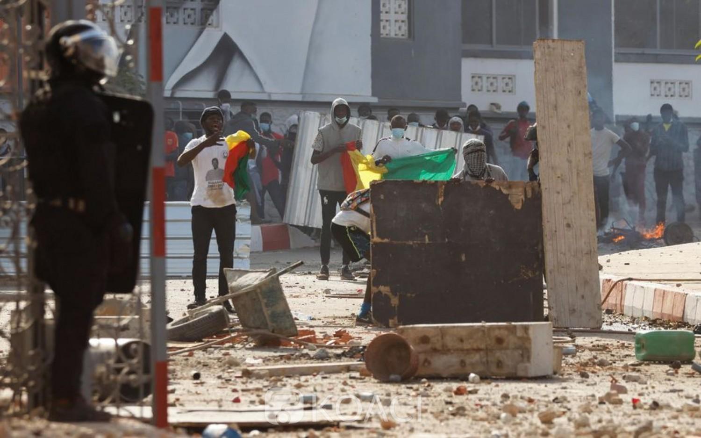 Sénégal :  Actes de violence suite à l'arrestation d'Ousmane Sonko, un mort enregistré