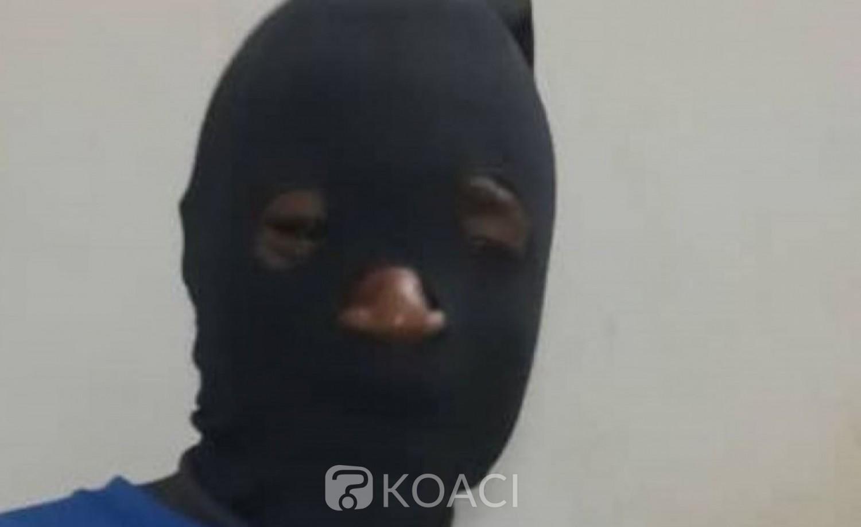 Côte d'Ivoire : Bouaké, après son vol à main armé, le voleur de moto appréhendé par la BAC en pleine vente de son butin