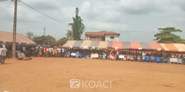 Côte d'Ivoire : Niakara, suite au décès d'une candidate, l'élection législative reportée dans la circonscription