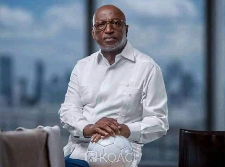 Côte d'Ivoire : Présidence à la CAF, Jacques Anoma renonce à sa candidature