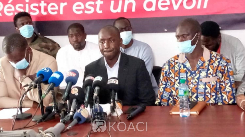 Sénégal : Pour la libération des prisonniers politiques, le M2D appelle à trois jours de manifestations