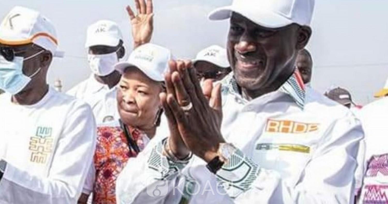 Côte d'Ivoire : Législatives 2021 à Agboville, Adama Bictogo sort finalement vainqueur