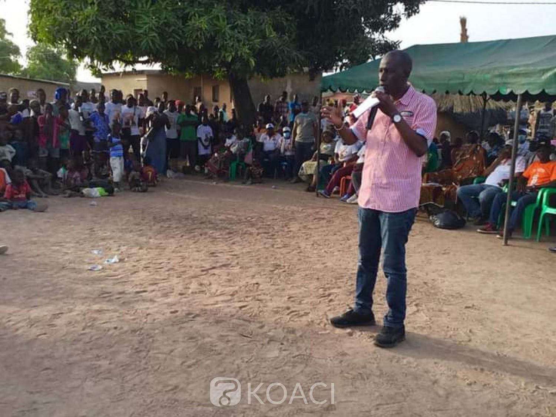 Côte d'Ivoire : Ferké, le fidèle de Guillaume Soro tombe et félicite le RHDP, son poste de maire désormais visé