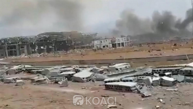 Guinée Equatoriale : Catastrophe à Bata, au moins 20 morts et 600 blessés dans des explosions