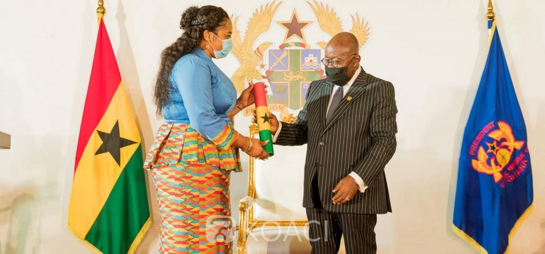 Ghana :  Serments et missions assignées aux ministres avant leur prise de fonction