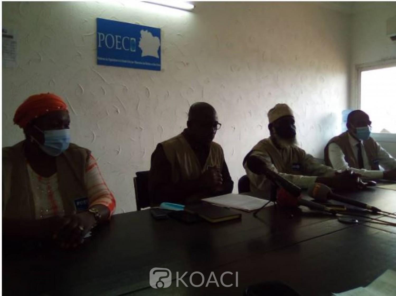 Côte d'Ivoire : Législatives 2021, les OSC relèvent  44 incidents mineurs qui ne peuvent impacter les résultats des élections