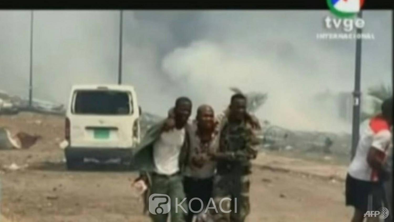 Guinée Equatoriale : Effroyable bilan à Bata après des explosions, 98 morts et 615 blessés