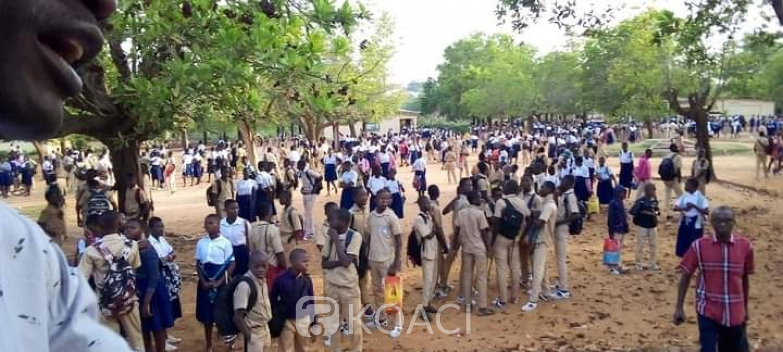 Côte d'Ivoire : Prikro, mouvement d'humeur des élèves pour dénoncer des frais de photocopie des supports pédagogiques