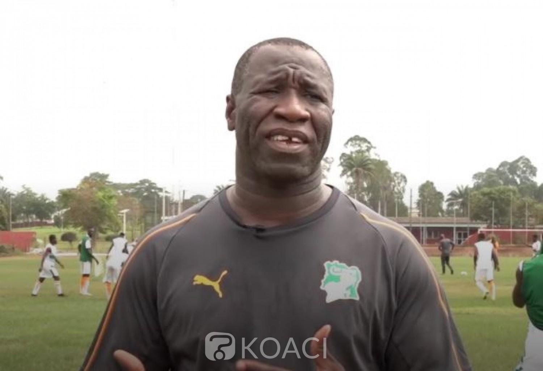 Côte d'Ivoire : Jean jacques Tizié entraîneur des gardiens des éléphants a perdu sa génitrice