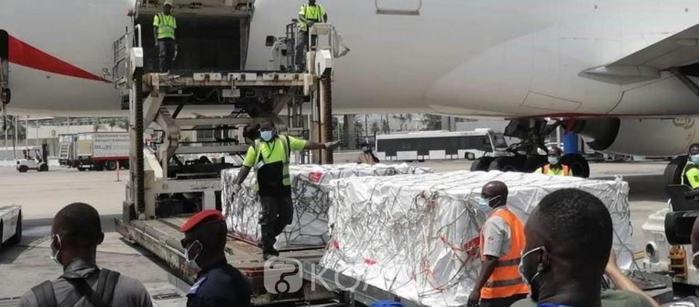 Côte d'Ivoire : Covid-19, gestion logistique des vaccins livrés, l'UNICEF mandate Bolloré Transport & Logistics