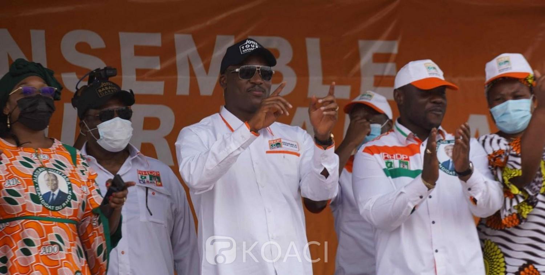 Côte d'Ivoire :   Législatives de 2021, le RHDP revendique 153 députés parce que 16 indépendants élus sont ses délégués départementaux