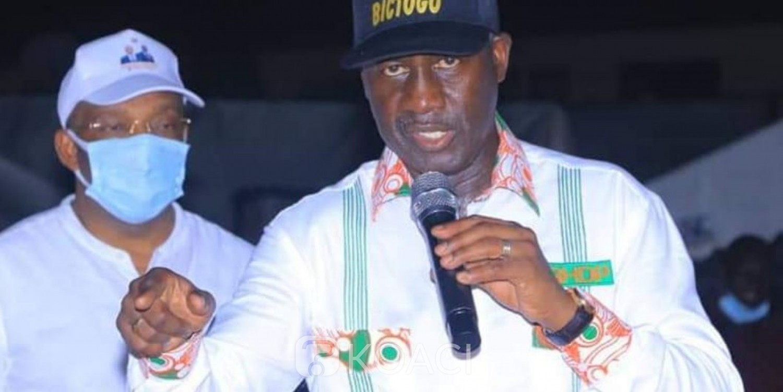 Côte d'Ivoire : Législatives 2021, pour justifier la débâcle des ministres, Adama Bictogo s'attaque au PDCI-RDA, au FPI Gbagbo ou rien