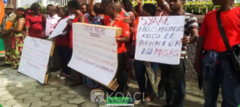 Côte d'Ivoire : Après la grève des Agents du Ministère de l'Enseignement Supérieur, des ponctions sur leurs salaires, ce qu'ils comptent faire