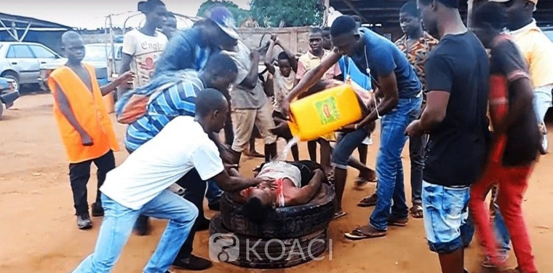 RDC : Nord-Kivu, six kidnappeurs présumés lynchés à mort après l'enlèvement d'une fillette