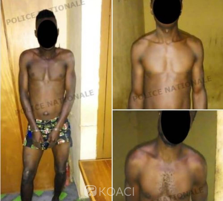 Côte d'Ivoire : Zoukougbeu,  des  redoutables braqueurs présumés recherchés enfin appréhendés