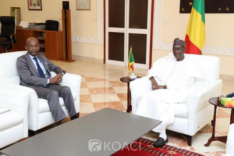 Mali : A Lomé, la date de l'élection présidentielle fixée au 22 mars 2022