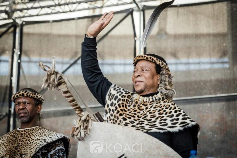 Afrique du Sud : Mort à 72 ans du roi zoulou Goodwill Zwelithini