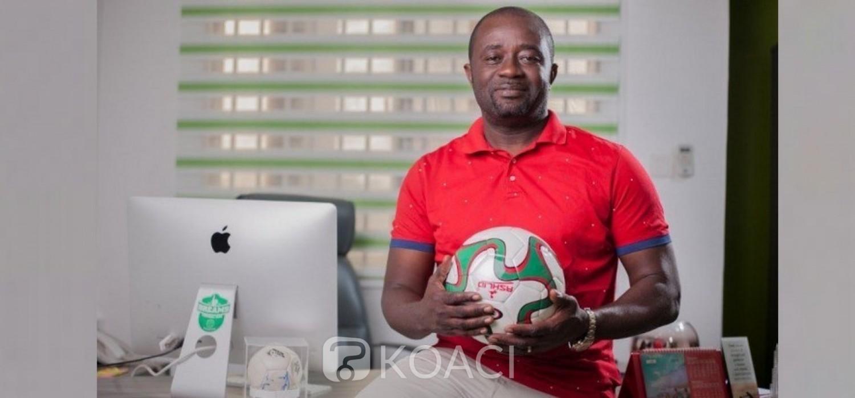 Afrique :  Elections au comité exécutif de la CAF, le ghanéen Simeon-Okraku jette l'éponge