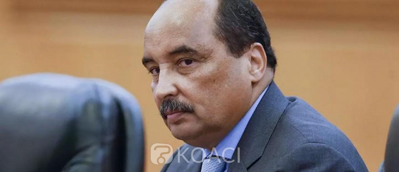 Mauritanie : L'ex-Président Mohamed Ould Abdel Aziz inculpé pour corruption