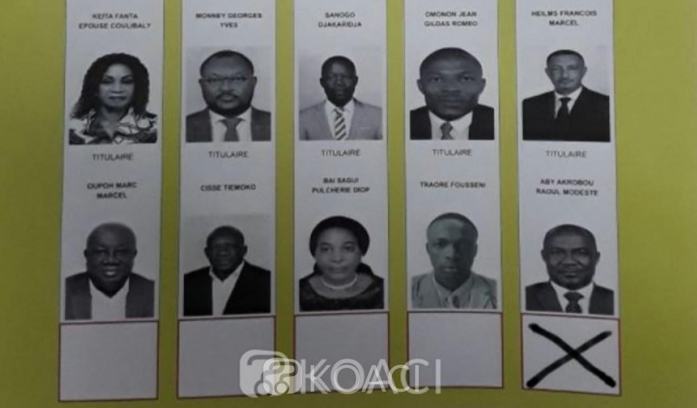 Côte d'Ivoire : Tentative de « fraude » aux élections législatives à Marcory , la révocation de deux présidents des CEI locales exigée