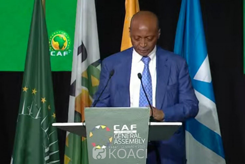Afrique : Le sud-africain Patrice Motsepe élu nouveau président de la CAF