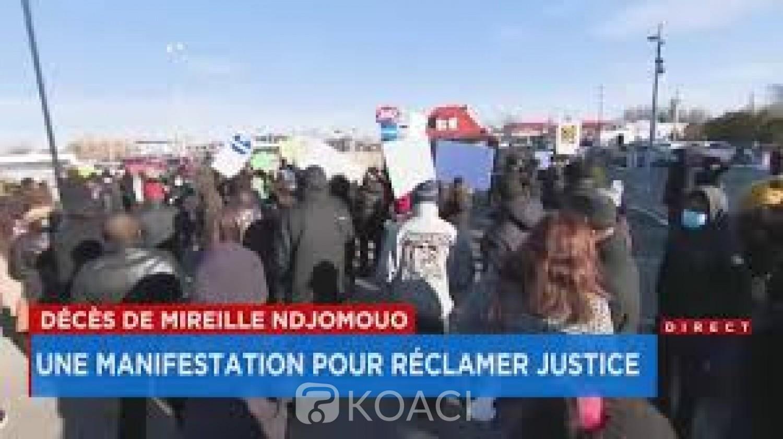 Cameroun-Canada: Manifestations devant un hôpital après la mort suspecte d'une jeune femme d'origine camerounaise