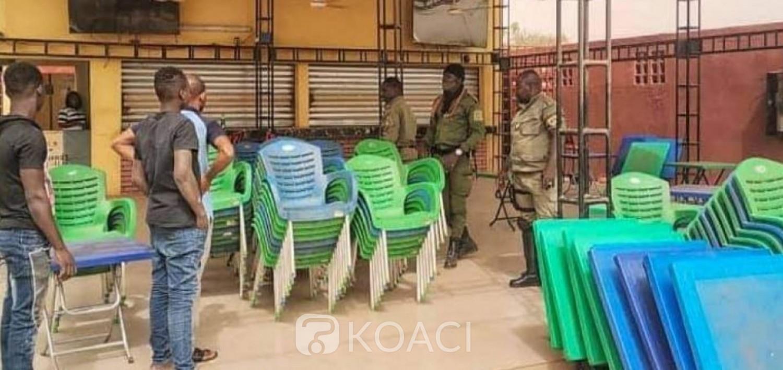 Burkina Faso : Des débits de boisson fermés à Ouagadougou pour nuisances sonores
