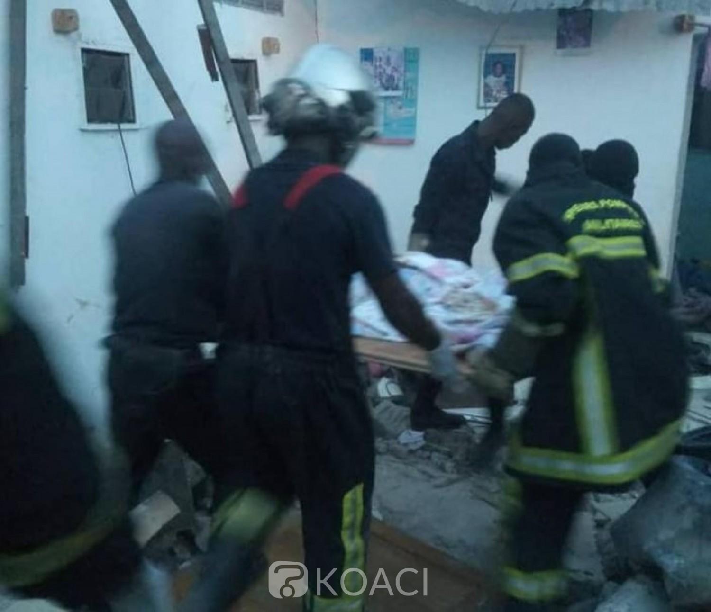 Côte d'Ivoire : Effondrement d'un immeuble causant la mort de 09 personnes à Cocody, quelle sanction contre  le propriétaire ?