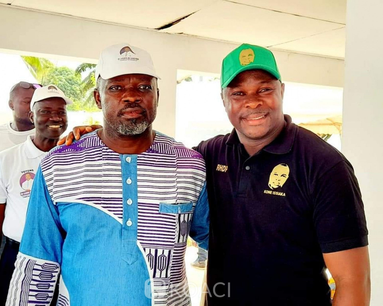 Côte d'Ivoire : Après les législatives à Bouaflé, Dr Lucien Lehi-bi , candidat du PDCI-RDA, digère mal sa défaite